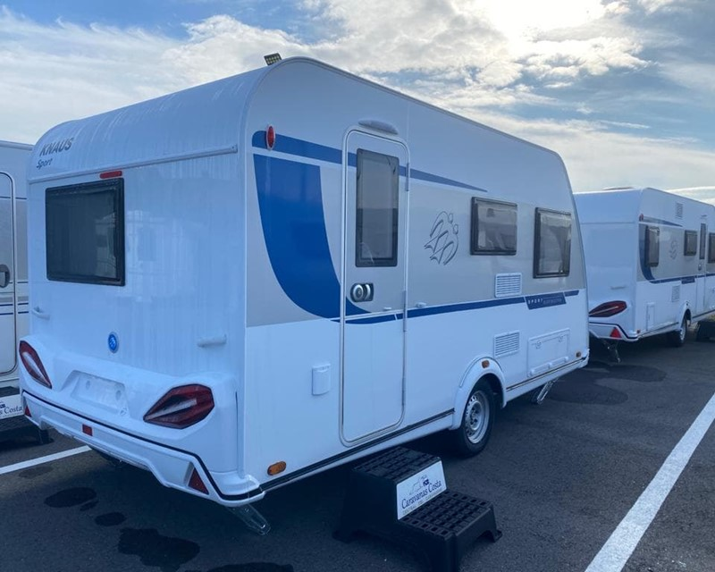 KNAUS SPORT 420 QD SILVER SELECTION - FINANCIACIÓN
