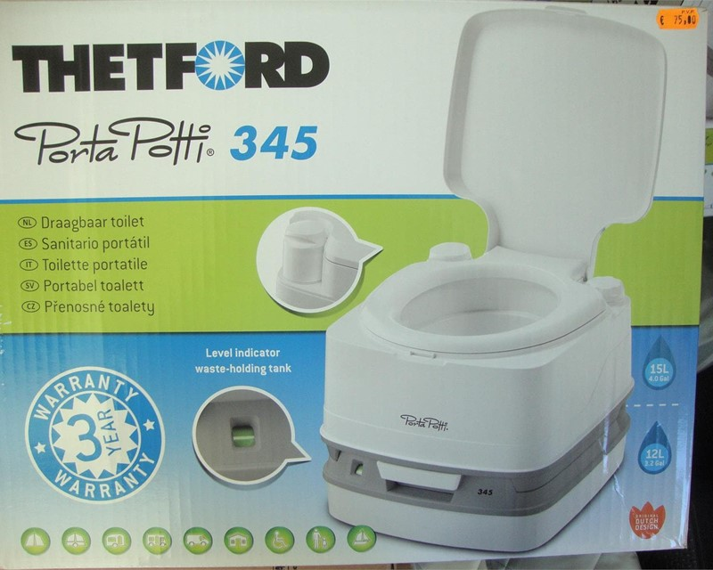 PORTA POTTI 345 THEFORD