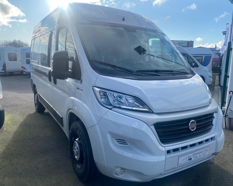 WEINSBERG  CARABUS 540 MQ by KNAUS - FINANCIACIÓN